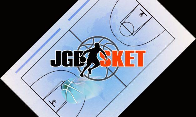 Las tres etapas de JGBasket