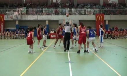 Final Copa Colegial ABC femenina 2012. Corazonistas vs Pilaristas