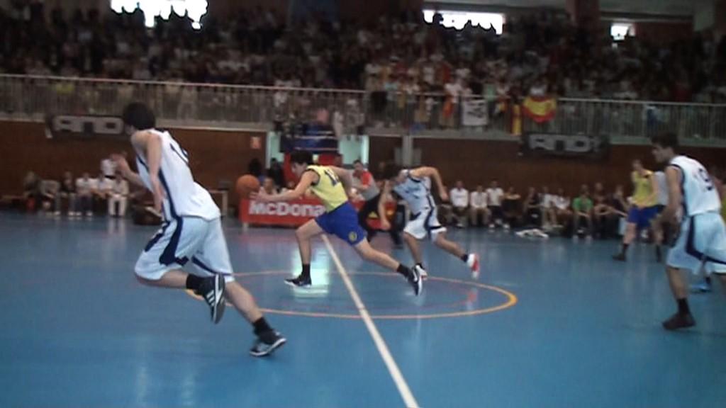 El baloncesto es hermoso, nos da opción a caer y levantarnos