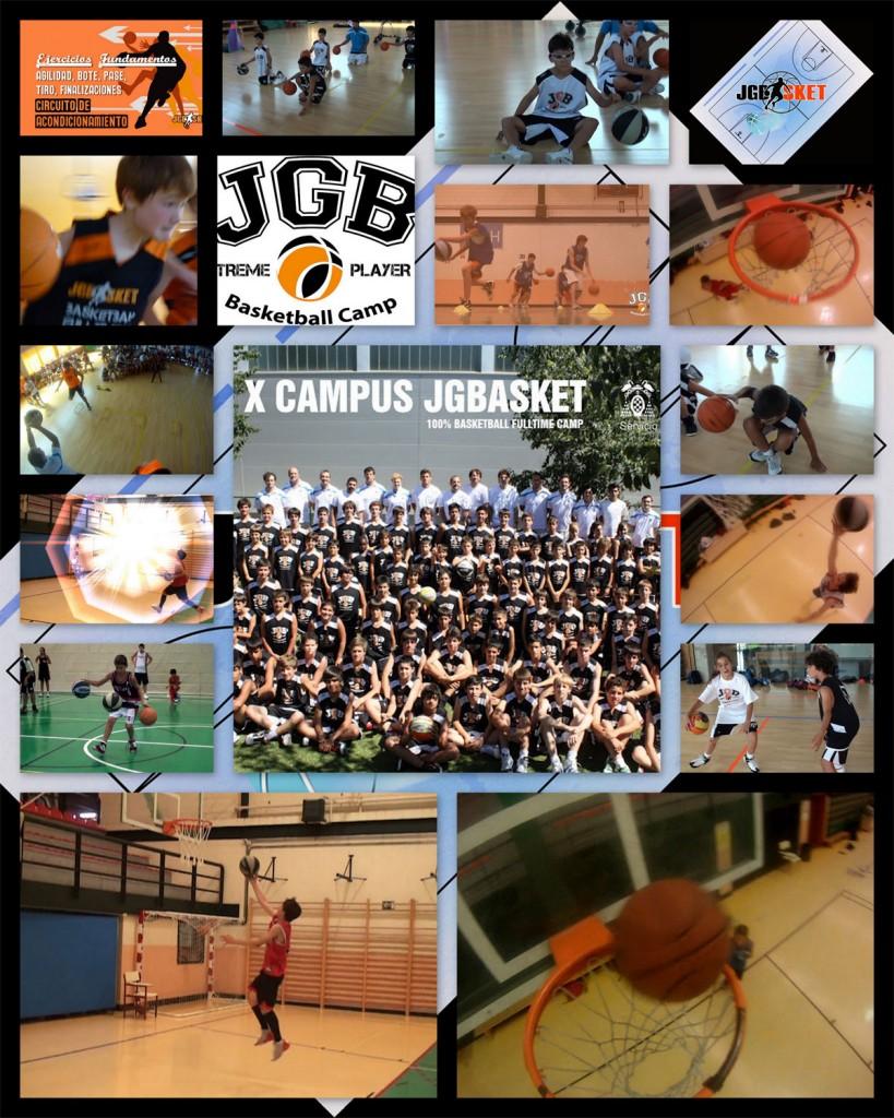 Consejos para aprovechar y disfrutar del Campus Baloncesto JGBasket