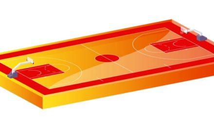 Trabajo básico para la salida de presión 1-3-1 en baloncesto