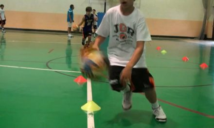 Campus baloncesto pre-temporada 2012-2013. Workshop JGBasket