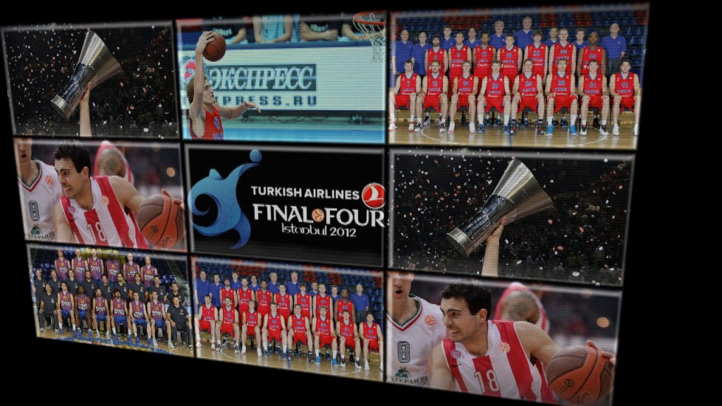 Guía Final Four Euroliga. Estambul 2012