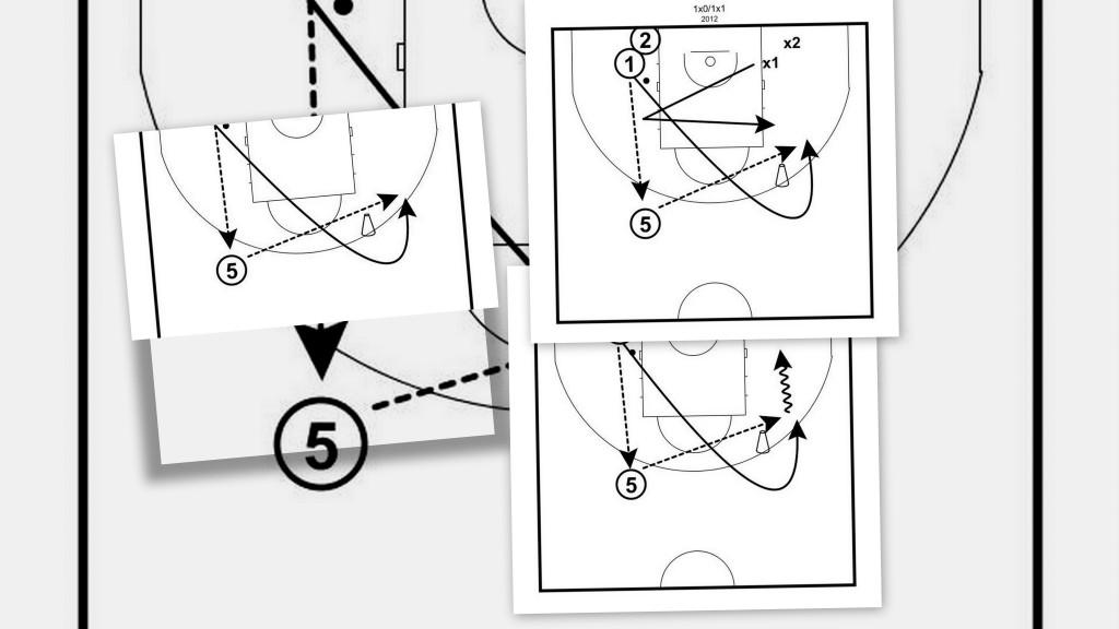 Recepción, salida, lectura y toma de decisiones en el 1×1