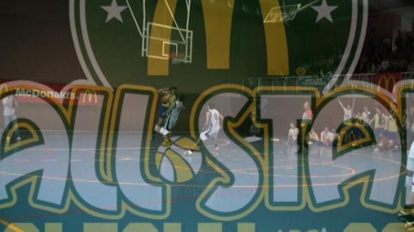 Boceto Pre All Star Copa Colegial ABC 2012 por JGBasket