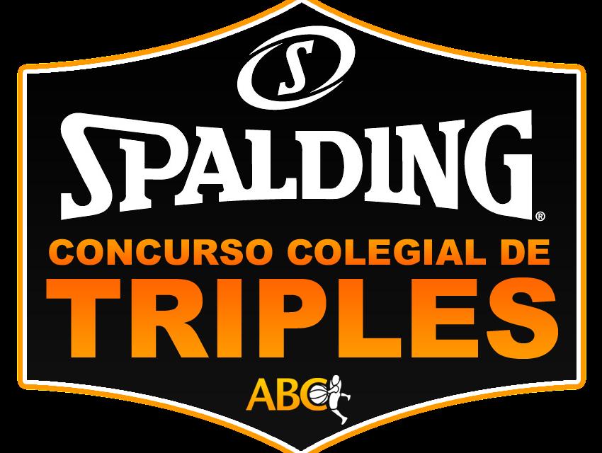 Concurso Colegial de Triples Spalding 2012
