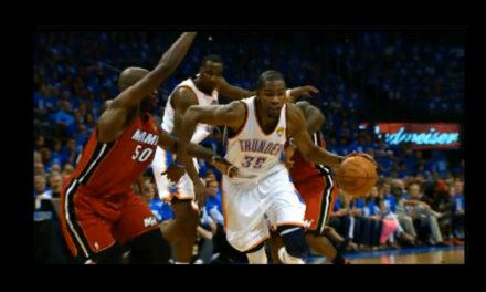 Oklahoma City Thunder vs Miami Heat. Segundo partido de las finales NBA 2012
