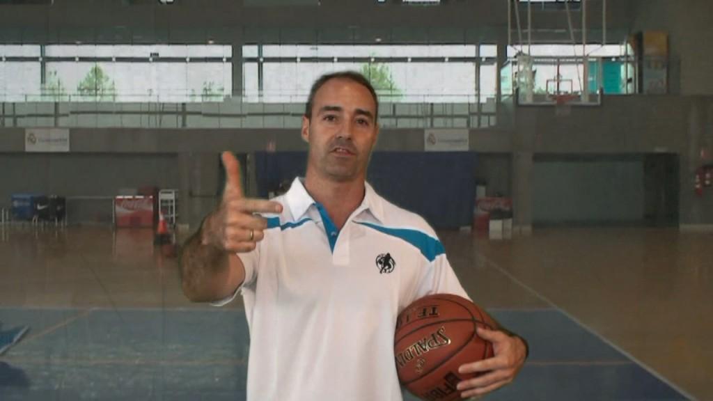 Juan Trapero. Tutorial de entrenamiento de fuerza, velocidad y velocidad de reacción para baloncesto
