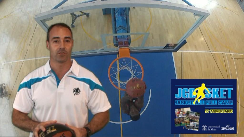 """Charlas Campus JGBasket. Juan Trapero: """"Ahora más que nunca, el baloncesto está orientado a esfuerzos muy explosivos"""""""