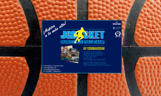 Resumen reunión informativa Campus JGBasket 2012