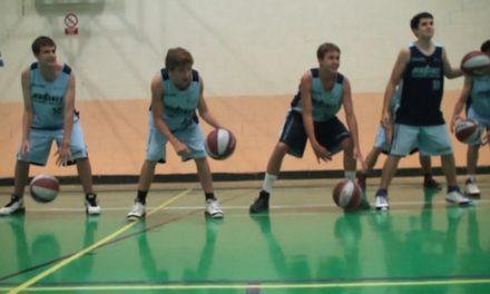 Para jugadores que desean mejorar entrenando duro. Campus Baloncesto JGBasket