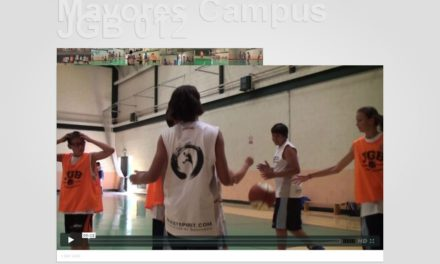 Central audiovisual Campus JGBasket 2012