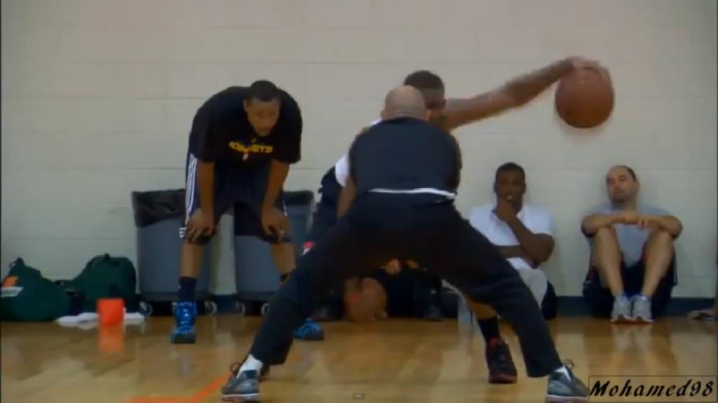 Video de motivación: Trabajo y deseo desmedido de mejorar como jugador de baloncesto