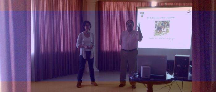El liderazgo del capitán. Una pieza clave del equipo. Montse Cascalló. Clinic Sitges 2012