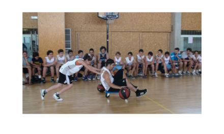 Presentación fotográfica Campus JGBasket 2012. On Tour. Boceto 1