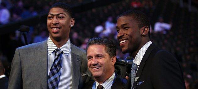 Draft 2012. El comienzo del movimiento sísmico en la NBA