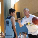"""Día 6. Charlas Campus JGBasket. Tim Fanning: """"No hace falta ser un jugador rápido si no controlar el ritmo"""""""