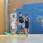 """Día 5. Charlas Campus JGBasket. Juan Trapero: """"Una vez que el jugador domine su peso corporal con agilidad y facilidad, ya puede empezar a trabajar con cargas"""""""