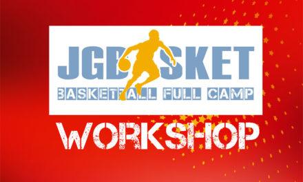Workshop JGBasket: La mejor opción para la pretemporada