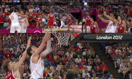 España tiró de casta y peleará por el oro. Semifinales Londres 2012. Rusia vs España