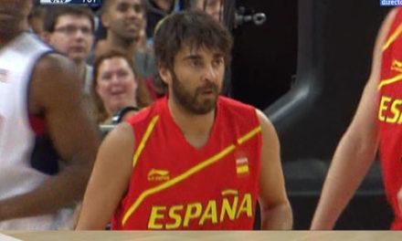 """Navarro: """"Este equipo se merece todo"""". Declaraciones equipo español (I). Navarro, Felipe Reyes y Scariolo"""