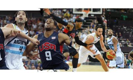 Estados Unidos cumplió el guión y se reeditará la final de Pekín. Semifinales Londres 2012.