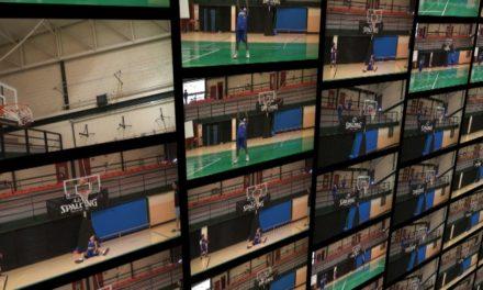 Concurso canastas imposibles JGBasket 2012. Clasificados para la gran final.
