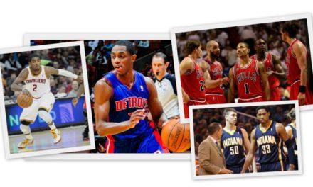 NBA temporada 2012/2013. Análisis División Central