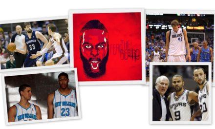 NBA Temporada 2012/2013. Análisis División Southwest