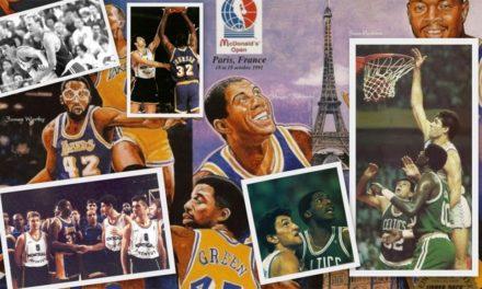 Historia y curiosidades del baloncesto (III). Cuando los equipos NBA parecían inalcanzables