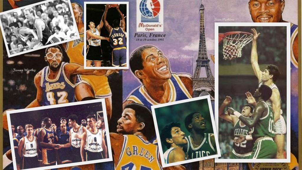 Historia y curiosidades del baloncesto (III). Cuando los equipos NBA  parecían inalcanzables 45c865a8f2f38