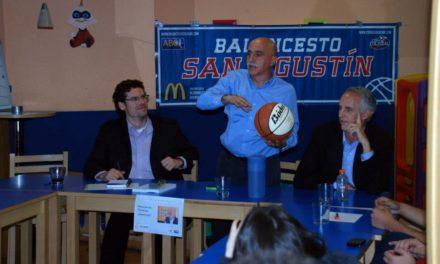 Chema Buceta y José Manuel Beirán. Psicología y baloncesto en Los Debates de San Agustín