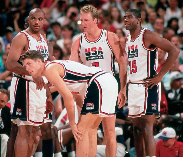 Historia y curiosidades del baloncesto (y VII). Un Dream Team para  recuperar la ffcb8c64942f5