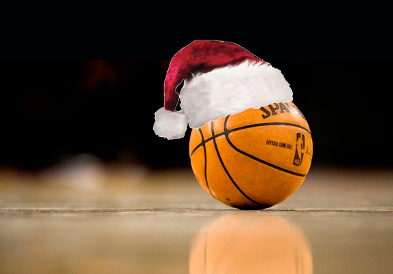Tiempo de Navidad, tiempo Basketspirit