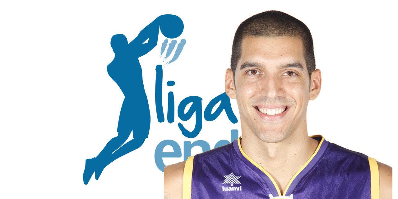 Nacho Martín, jugador de la jornada 17 de la Liga Endesa