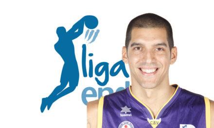 Nacho Martín, un todoterreno sin techo. Liga Endesa. Mejor Jugador de la Jornada 27