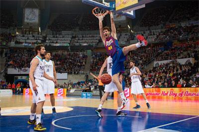 Ante Tomic, MVP del mes de Febrero. Liga Endesa