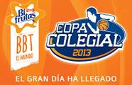 Copa Colegial 2013 por Bifrutas