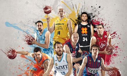 Ganadores de las 13 últimas Copas del Rey de Baloncesto