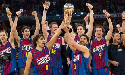 El Barcelona vuelve a ser el Rey de Copas