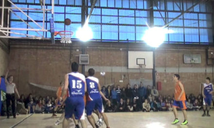 Destellos de Semifinal. Liceo Francés vs Jesús María. Copa Colegial 2013