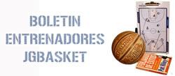 Boletín exclusivo para entrenadores JGBasket