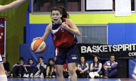 Final Copa Colegial femenina Madrid 2013. Brains vs Corazonistas. SlowMo minimovie