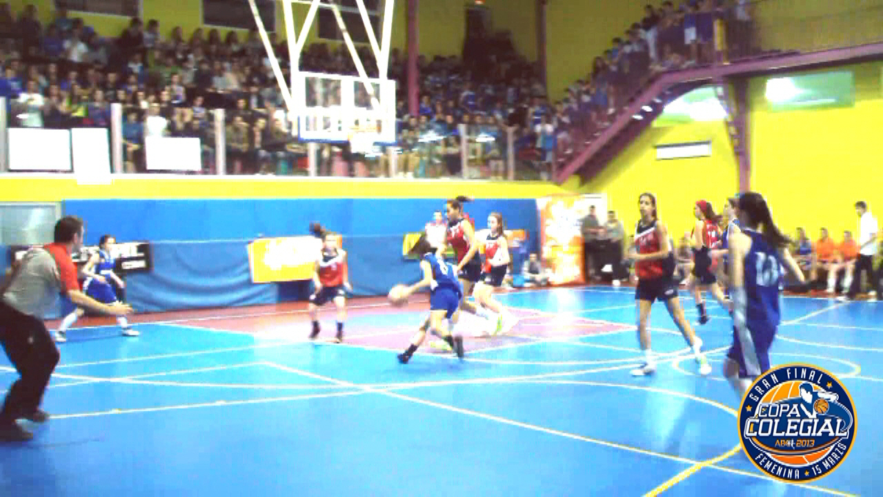 Final Copa Colegial Madrid 2013. Brains vs Corazonistas. Colección de videos
