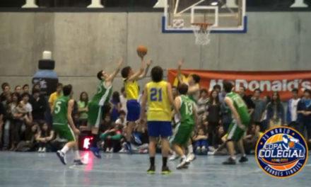 Finales Copa Colegial 2011. Estudio – Agustiano // Estudio – San José del Parque