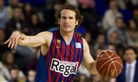 Marcelinho Huertas, un mago con el balón. Liga Endesa. Mejor Jugador de la Jornada 24.