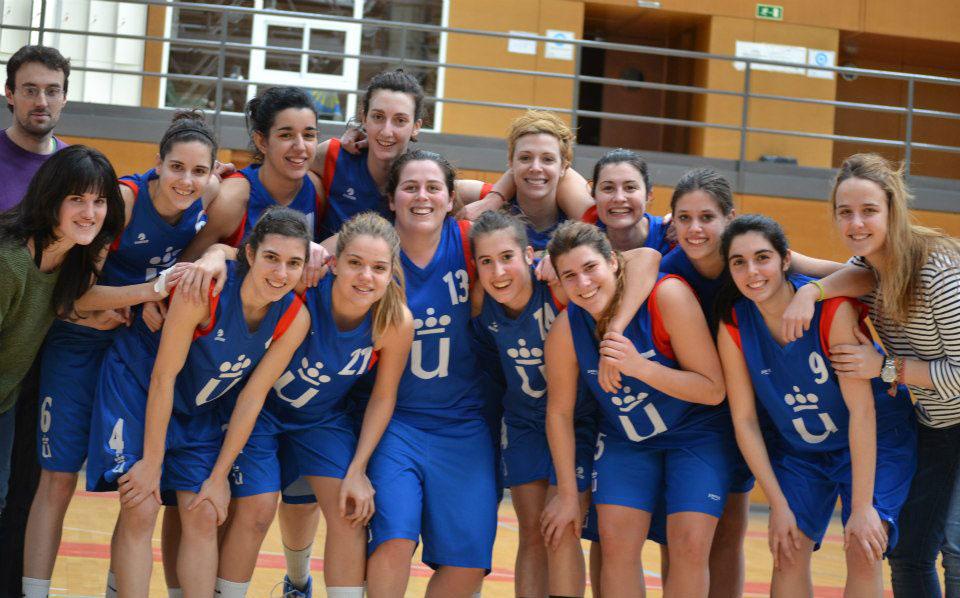 La Universidad Rey Juan Carlos ha ganado los dos Campeonatos Universitarios de baloncesto de la Comunidad de Madrid.