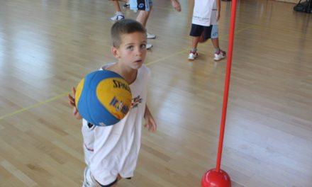 Nos encanta el Minibasket. Galería fotos Campus Baloncesto JGBasket.