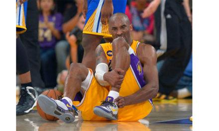 Un lesión que marcará el futuro de los Angeles Lakers