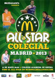 McDonald´s AllStar. Madrid